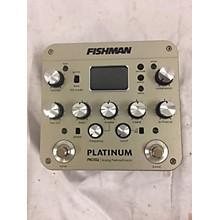 Fishman Plaplt201 Platinum PRO EQ Pedal