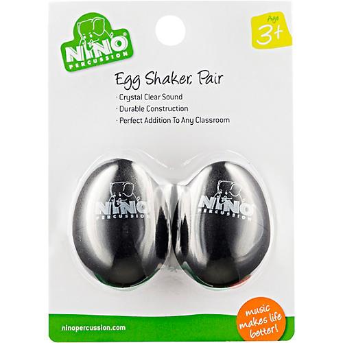 Nino Plastic Egg Shaker Pairs
