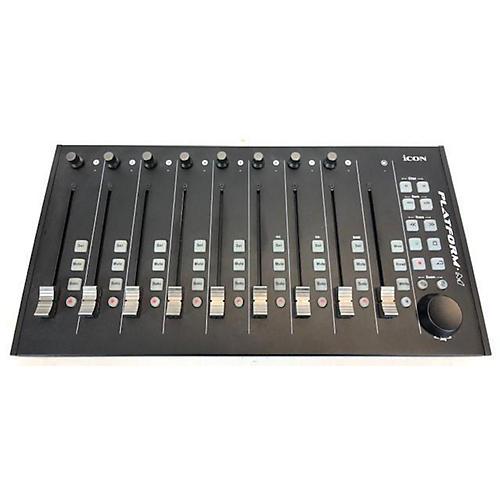 Icon Platform M MIDI Utility