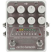 Electro-Harmonix Platform Stereo Compressor/Limiter Pedal