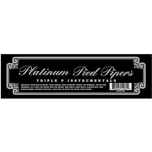 Alliance Platinum Pied Pipers - Triple P Instrumentals