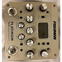 Fishman Platinum Pro EQ Pedal
