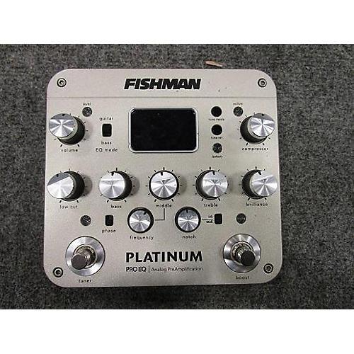 used fishman platinum proeq acoustic preamp guitar preamp guitar center. Black Bedroom Furniture Sets. Home Design Ideas