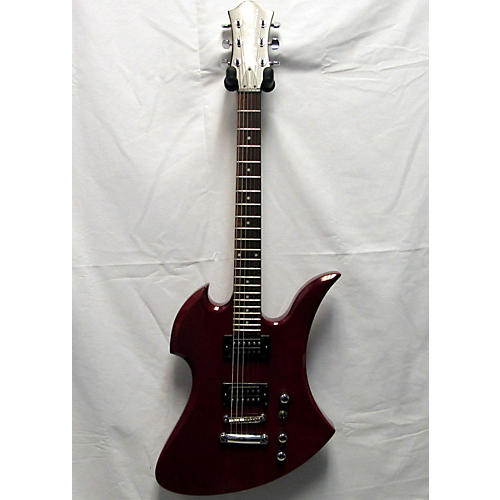 used b c rich platinum series mockingbird solid body electric guitar cherry guitar center. Black Bedroom Furniture Sets. Home Design Ideas