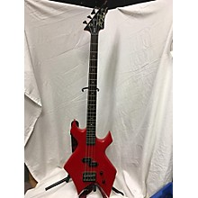 B.C. Rich Platinum Series Warlock Electric Bass Guitar
