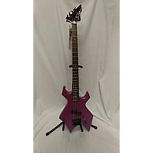 B.C. Rich Platinum Series Warlock Solid Body Electric Guitar