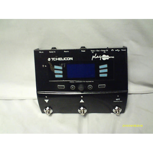 TC Helicon Play Acoustic Effect Pedal Package