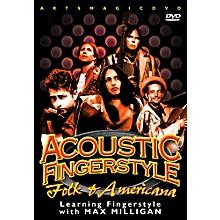 WEA Play Acoustic Fingerstyle - Folk & Americana