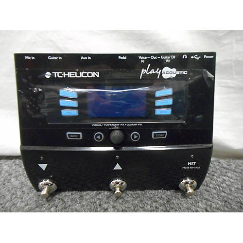 TC Helicon Play Acoustic Footswitch