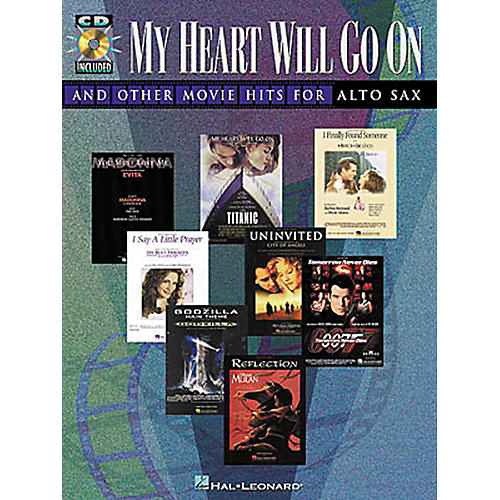 Hal Leonard Play-Along Movie Hits Book with CD Trumpet
