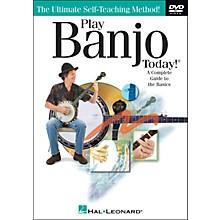 Hal Leonard Play Banjo Today! DVD