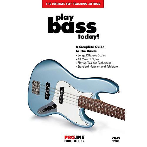 Proline Play Bass Today! (DVD)