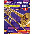De Haske Music Play 'Em Right Rock - Vol. 2 (Trombone) De Haske Play-Along Book Series Arranged by Erik Veldkamp thumbnail