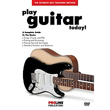 Proline Play Guitar Today! (DVD)