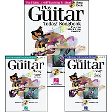 Hal Leonard Play Guitar Today Pack (Book/CD)