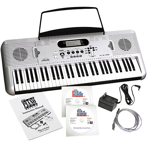 Emedia Play Piano Pack Deluxe