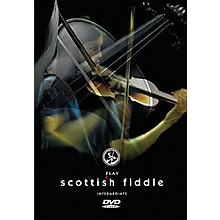 Music Sales Play Scottish Fiddle - Intermediate Music Sales America Series DVD Written by Christine Martin