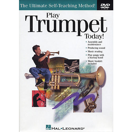 Hal Leonard Play Trumpet Today! (DVD)