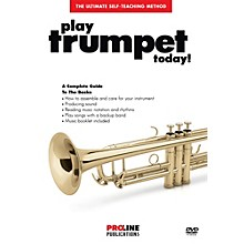 Proline Play Trumpet Today DVD