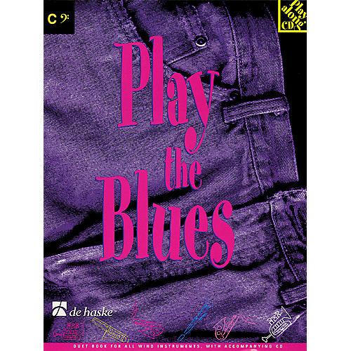 De Haske Music Play the Blues De Haske Play-Along Book Series