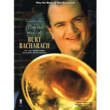 Music Minus One Play the Music of Burt Bacharach (Trombone) Music Minus One Series Softcover with CD by Roy Agee