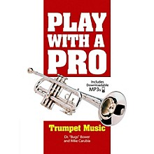 Alfred Play with a Pro: Trumpet Music - Book & MP3 Downloads