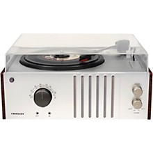 Crosley Player 3-Speed Belt Drive Turntable with AM/FM Radio