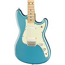 Player Duo Sonic Maple Fingerboard Electric Guitar Tidepool