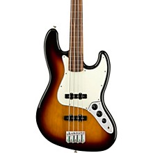 Fender Player Fretless Jazz Bass Pau Ferro Fingerboard