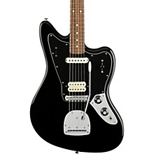 Player Jaguar Pau Ferro Fingerboard Electric Guitar Black