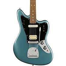 Player Jaguar Pau Ferro Fingerboard Electric Guitar Tidepool