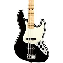 Player Jazz Bass Maple Fingerboard Black