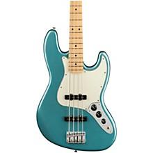 Player Jazz Bass Maple Fingerboard Tidepool