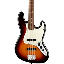 Player Jazz Bass Pau Ferro Fingerboard 3-Color Sunburst