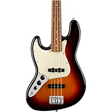 Player Jazz Bass Pau Ferro Fingerboard Left-Handed 3-Color Sunburst