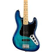 Player Jazz Bass Plus Top Limited-Edition Blue Burst