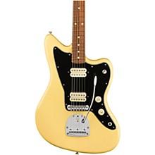 Player Jazzmaster Pau Ferro Fingerboard Electric Guitar Buttercream