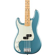 Player Precision Bass Maple Fingerboard Left-Handed Tidepool