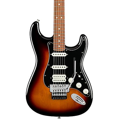 Fender Player Stratocaster HSS Floyd Rose Pau Ferro Fingerboard Electric Guitar