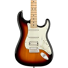 Player Stratocaster HSS Maple Fingerboard Electric Guitar 3-Color Sunburst