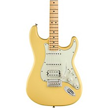 Player Stratocaster HSS Maple Fingerboard Electric Guitar Buttercream