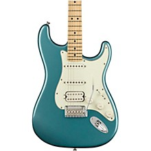 Player Stratocaster HSS Maple Fingerboard Electric Guitar Tidepool