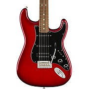 Player Stratocaster HSS Pau Ferro Fingerboard Limited Edition Electric Guitar Candy Red Burst
