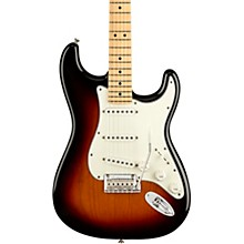 Player Stratocaster Maple Fingerboard Electric Guitar 3-Color Sunburst