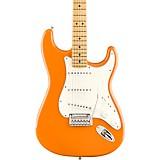 Fender Player Stratocaster Maple Fingerboard Electric Guitar Capri Orange