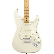 Player Stratocaster Maple Fingerboard Electric Guitar Polar White