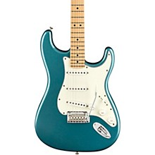 Player Stratocaster Maple Fingerboard Electric Guitar Tidepool