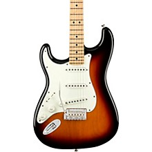 Player Stratocaster Maple Fingerboard Left-Handed Electric Guitar 3-Color Sunburst