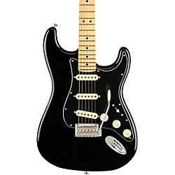 Player Stratocaster Maple Fingerboard Limited-Edition Electric Guitar Black