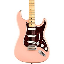 Player Stratocaster Maple Fingerboard Limited Edition Electric Guitar Shell Pink